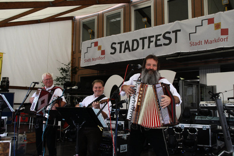 Stadtfest in Markdorf